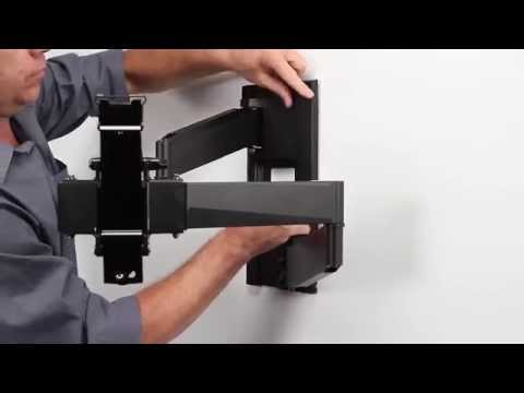 OmniMount OE80FM Full Motion TV Wall Mount