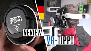 Turtle Beach 350VR - Hammer Headset für VR & Konsolen!