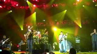 Dave Matthews Band - The Last Stop [HD] Live in Dallas, TX 09 11 2010 (Full Song from pit)