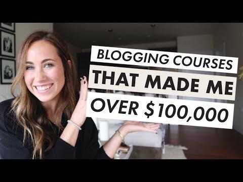 My Favorite Blogging Courses