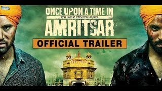 Once Upon A Time In Amritsar Trailer  Dilpreet Dhillon