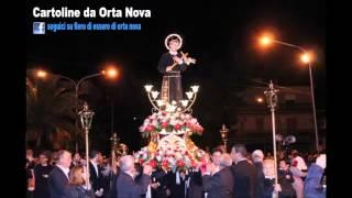 preview picture of video 'Fiero di essere di Orta Nova - Devozione a San Gerardo Maiella'