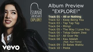 Isyana Sarasvati - EXPLORE! Album Preview