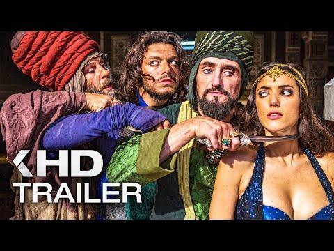 ALADIN: Tausendundeiner Lacht Trailer German Deutsch (2021) Exklusiv