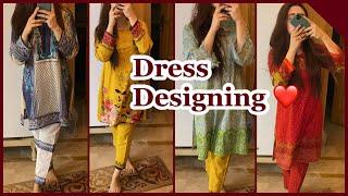 Summer Dress Designing Ideas    Simple And Elegant Designs    2020 Ideas !!!