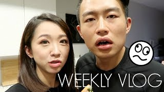 WEEKLY VLOG #5 | 跟我过一周 (拔智齿、懒蛋蛋咖喱、无敌忙的一周)