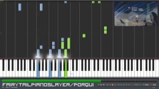 Fairy Tail Ending 11 - Glitter Louisatky's Version (Synthesia)