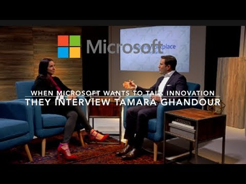 Tamara Ghandour Interview Business Innovation