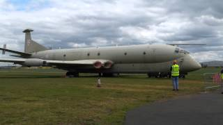 Nimrod XV232 4 Engine Ground Run. 9-5-2015