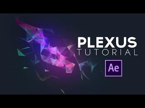 Creando animaciones con Plexus After Effects Tutorial