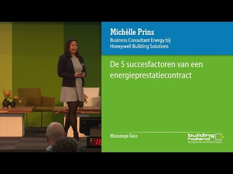 De 5 succesfactoren van een energieprestatiecontract