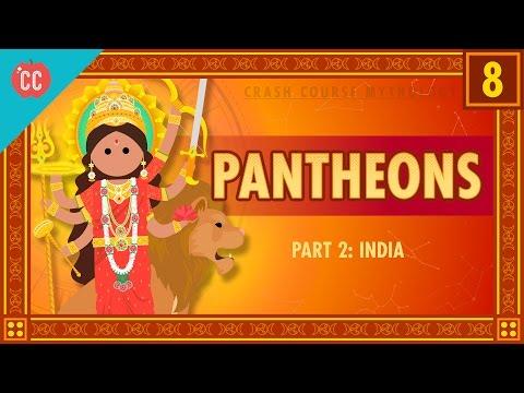 Indický panteon