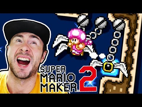 Getting Over It' with CarlSagan [MARIO MAKER 2] download