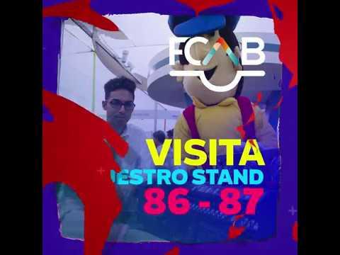 Visítanos en FILZIC 2018 Ferrocarril de Antofagasta Stand 86-87