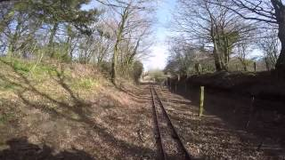 Bure Valley Railway video and map. Experience a nostalgic trip