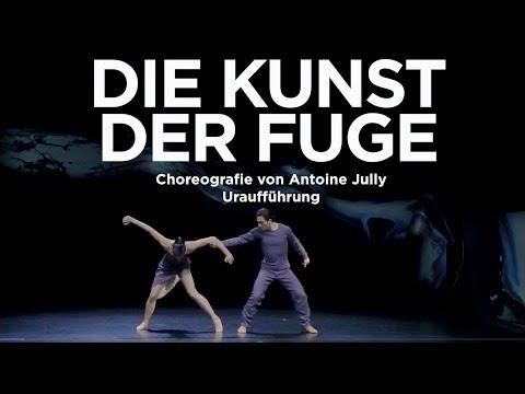 DIE KUNST DER FUGE Choreografie von Antoine Jully - Premiere 15.06.2019
