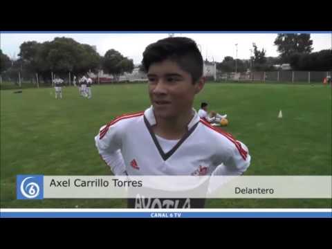 Equipos de fútbol de Ayotla jugarán la final en el Estadio Azteca