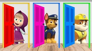 Learning Fun for Toddlers Babies Learn Colors Paw Patrol Best Learning Video for Kids