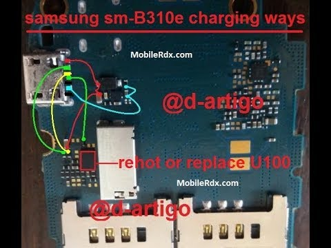 Samsung B310e Charging Problem Solutions And Charging Ways In Hindi