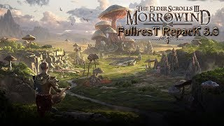 The Elder Scrolls III: Morrowind [Fullrest Repack 3.0] #2 Нападение скальных наездников