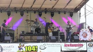 No Good and Lazy - The Fearless Ones @ Granite State Music Festival