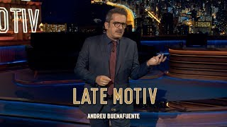 LATE MOTIV   Monólogo. Junts Pel Cash | #LateMotiv586