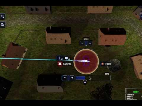Battle Fleet: Ground Assault - Destructible objects thumbnail