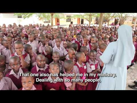 Equipping Catholic Sister to educate in Africa