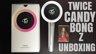 twice candy bong z unboxing - TH-Clip
