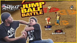 NFL Street 19 Jump Ball Battle! Who's The BEST Wide Receiver?! (Updated Rosters)