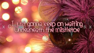 glee cast all i want for christmas is you lyrics - All I Want For Christmas Cast