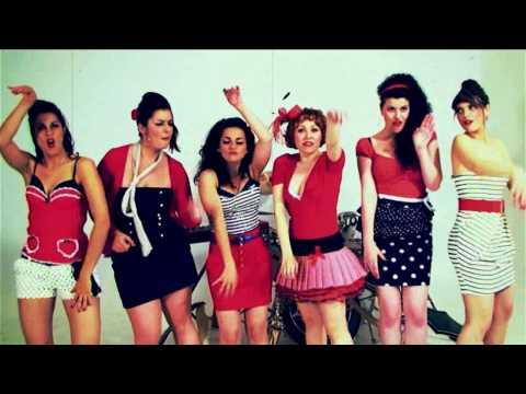 THE LADIES - TWIST IT (ORIGINAL VERSION BY THE FIVE DU TONES)