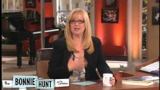 11/10/09 - Bonnie's Touching Story About Her Dad - THE BONNIE HUNT SHOW