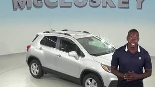 183222 - New, 2018, Chevrolet Trax, LT, Test Drive, Review, For Sale -