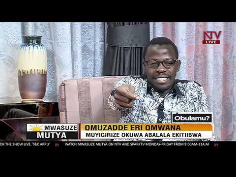 NTV Mwasuze Mutya: Abaana mubayigirize okuwa abalala ekitiibwa