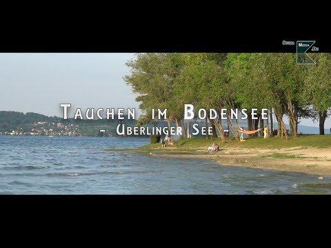 Tauchen im Bodensee - Überlinger See - Trailer