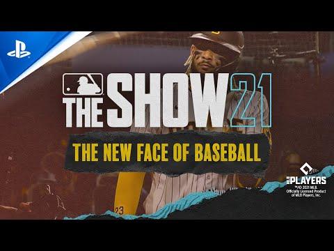 Bande-annonce de révélation de MLB The Show 21