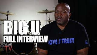 Big U on Rollin 60's, Suge Knight, Nipsey Hussle, Tekashi 6ix9ine (Full Interview)
