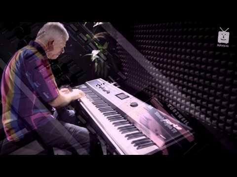 KURZWEIL FORTE 7 Přenosné digitální stage piano