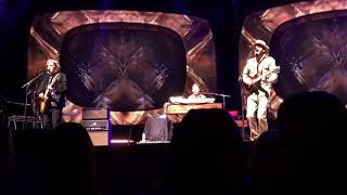 """Ray LaMontagne: """"No Answer Arrives;"""" """"As Black As Blood is Blue"""" 6/20/18 The Anthem DC"""