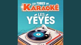 La plus belle pour aller danser (Karaoké playback instrumental) (Rendu célèbre par Sylvie...