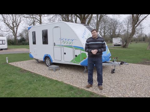 Practical Caravan's Knaus Sport & Fun review