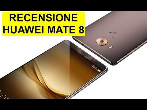 Foto Recensione Huawei Mate 8