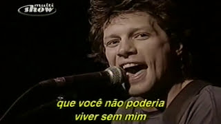Bon Jovi - Janie, Don't Take Your Love To Town - Brasil 1997