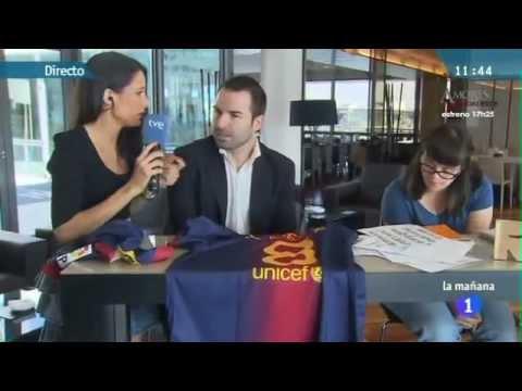 Watch videoSíndrome de Down: Anna Vives en La Mañana de TVE