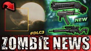 "INFINITE WARFARE DLC 3 Zombie TEASERS! LEAKED ""WEAPONS"" & New GUNS (BLACK OPS 3) COD COMIC #6 COD IW"