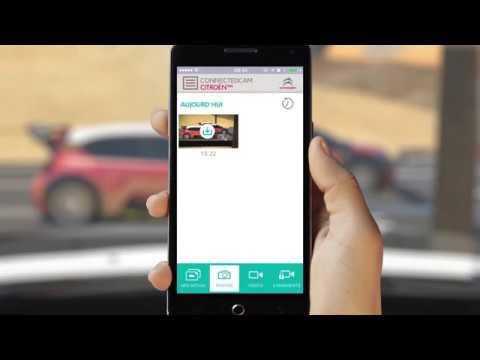 Citroën C3, ConnectedCAM to capture the moment - La Traction Créative