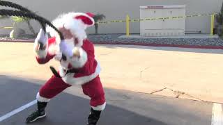 Todd Durkin Shares Santa's 5 Favorite Exercises