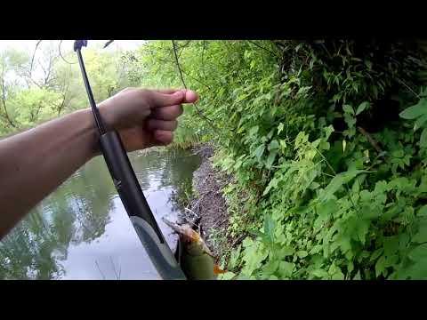 Летняя рыбалка на мормышку с боковым кивком