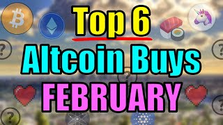 Top 6 Altcoins Set to EXPLODE in FEBRUARY 2021   Best Cryptocurrency Investments   Ethereum News